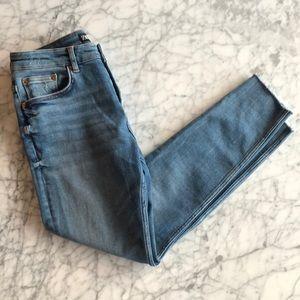 NWOT Zara Skinny Jeans